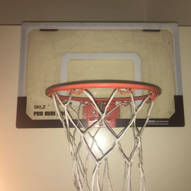Mini Hoop Basketball Ring
