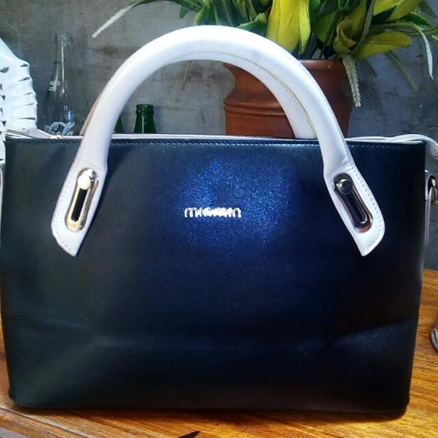 REPRICED Minmin Leather Bag