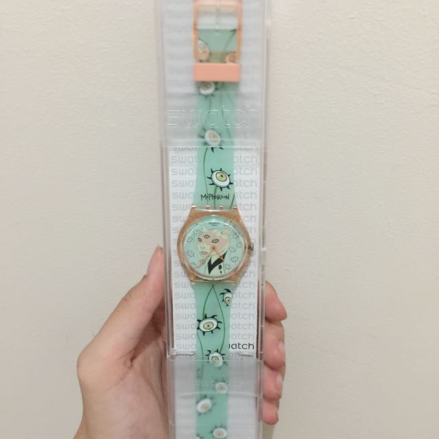 NEW SWATCH ORIGINAL