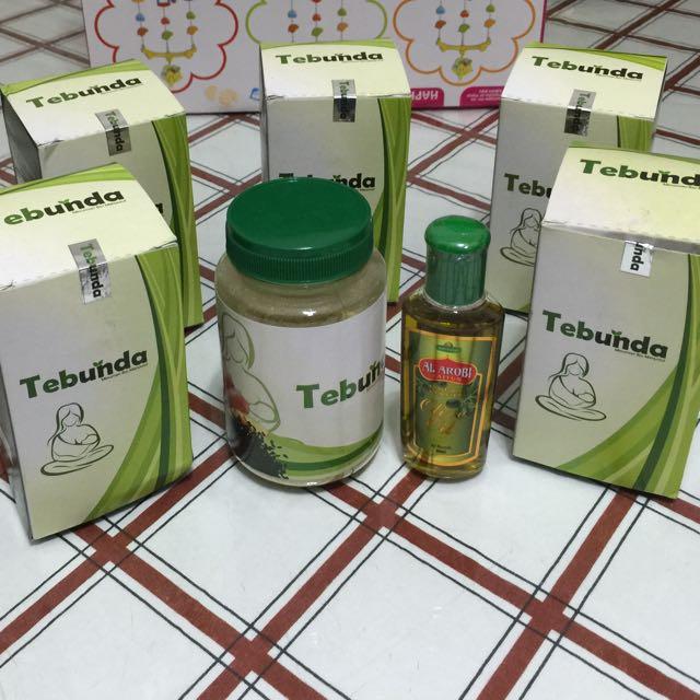 Original Tebunda / Asi Booster / Pelancar Asi