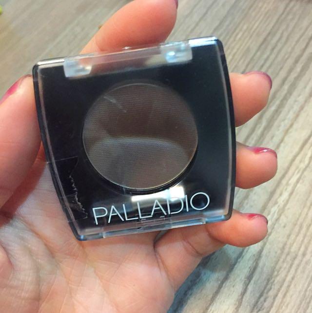 含運!Palladio 定型眉粉 深咖啡色