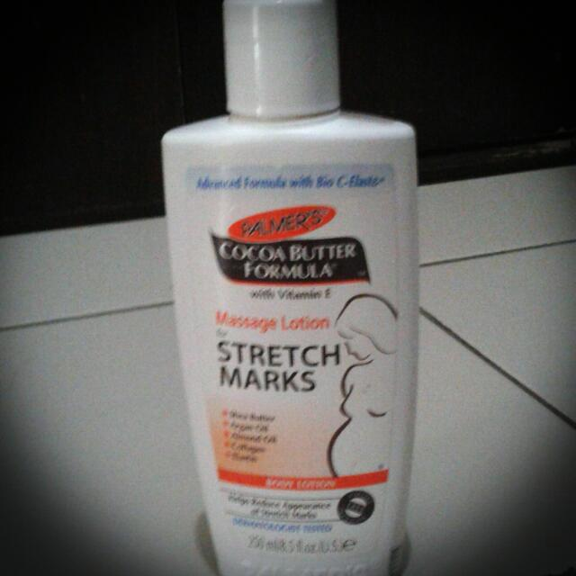 Palmers massage lotion for Stretch marks
