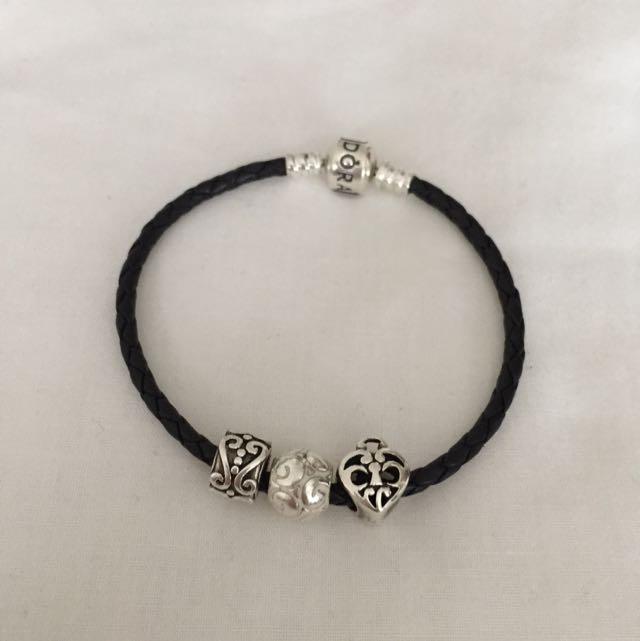 Pandora Bracelet And Beads