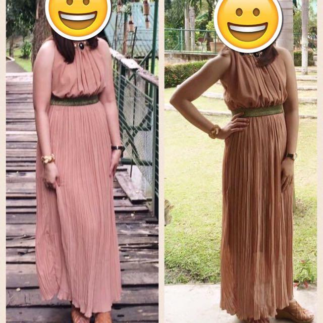 Pastel Long Dress/Gown