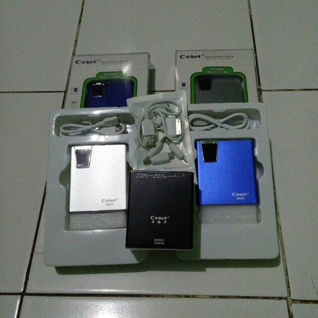 "Power Bank ""Cager"" 7500 MAH"