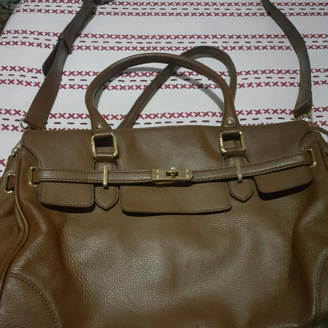 Preloved SISLEY Bag
