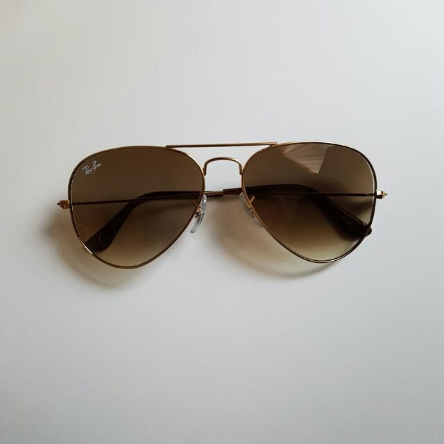 Ray Ban Aviator Gradient sunglasses