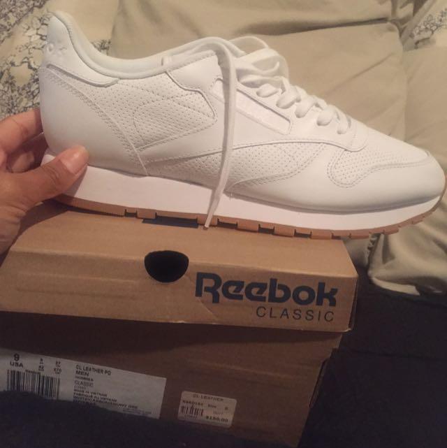Rebook Triple White Shoes