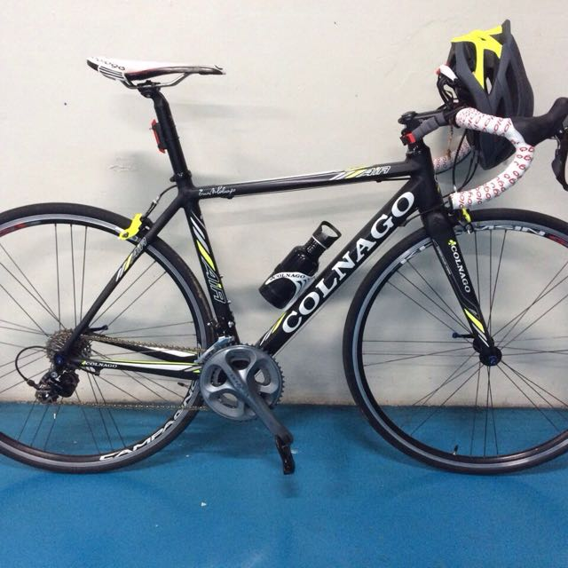 Roadbike Colnago Air
