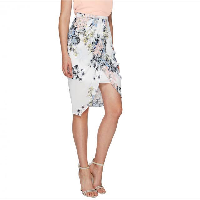 Rodeo Show Amelia Drape Skirt