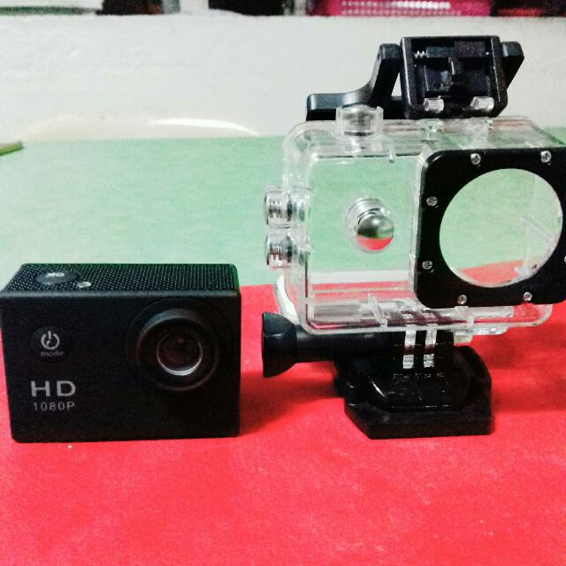 SALE!! HD1080p Sports underwater camera