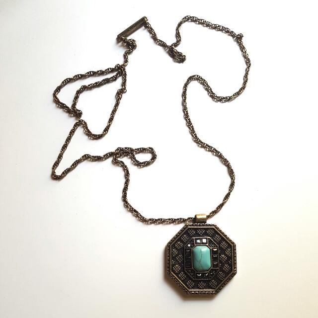 Samantha Wills 'Capricon Warrior' necklace