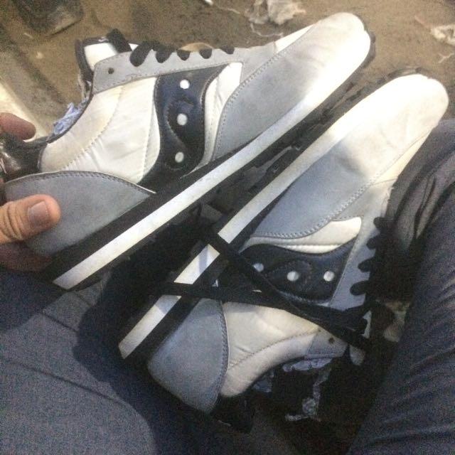 super popular 7c828 71c03 Saucony Jazz Original Size 42, Men's Fashion, Men's Footwear ...