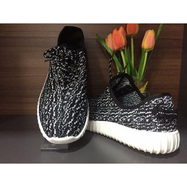 Sepatu Casual Import - 270 B/W Woman ADIDAS YEEZY
