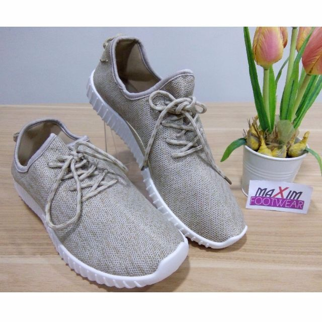 Sepatu Casual Import - 270 Khaki Woman ADIDAS YEEZY