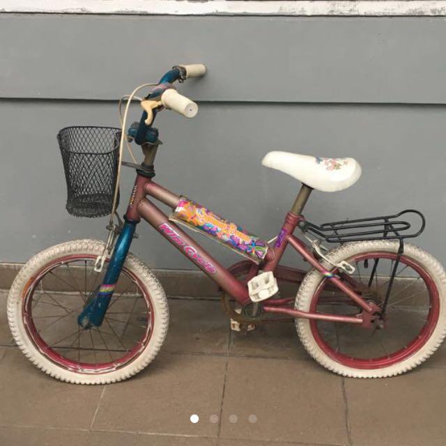 Sepeda Anak Wim Cycle