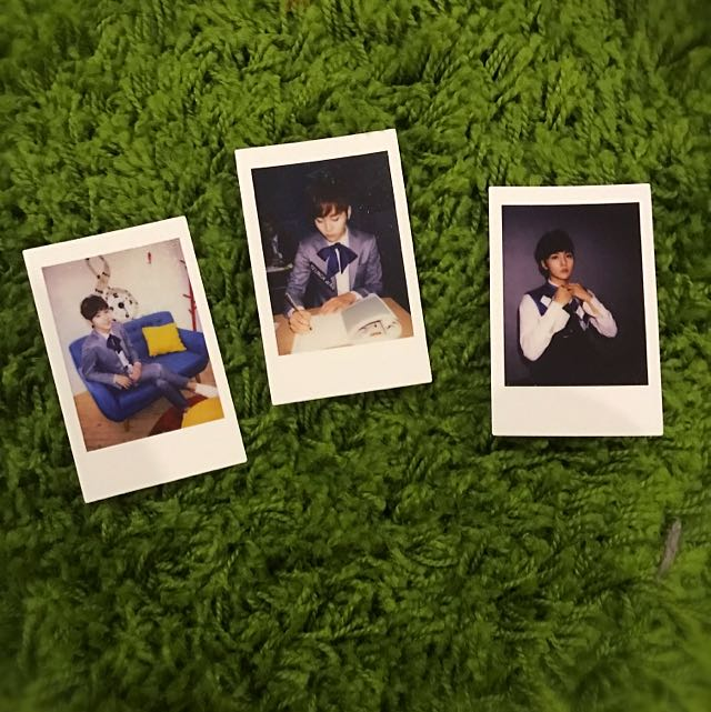 Seventeen Seungkwan Set A Official Photocard Set