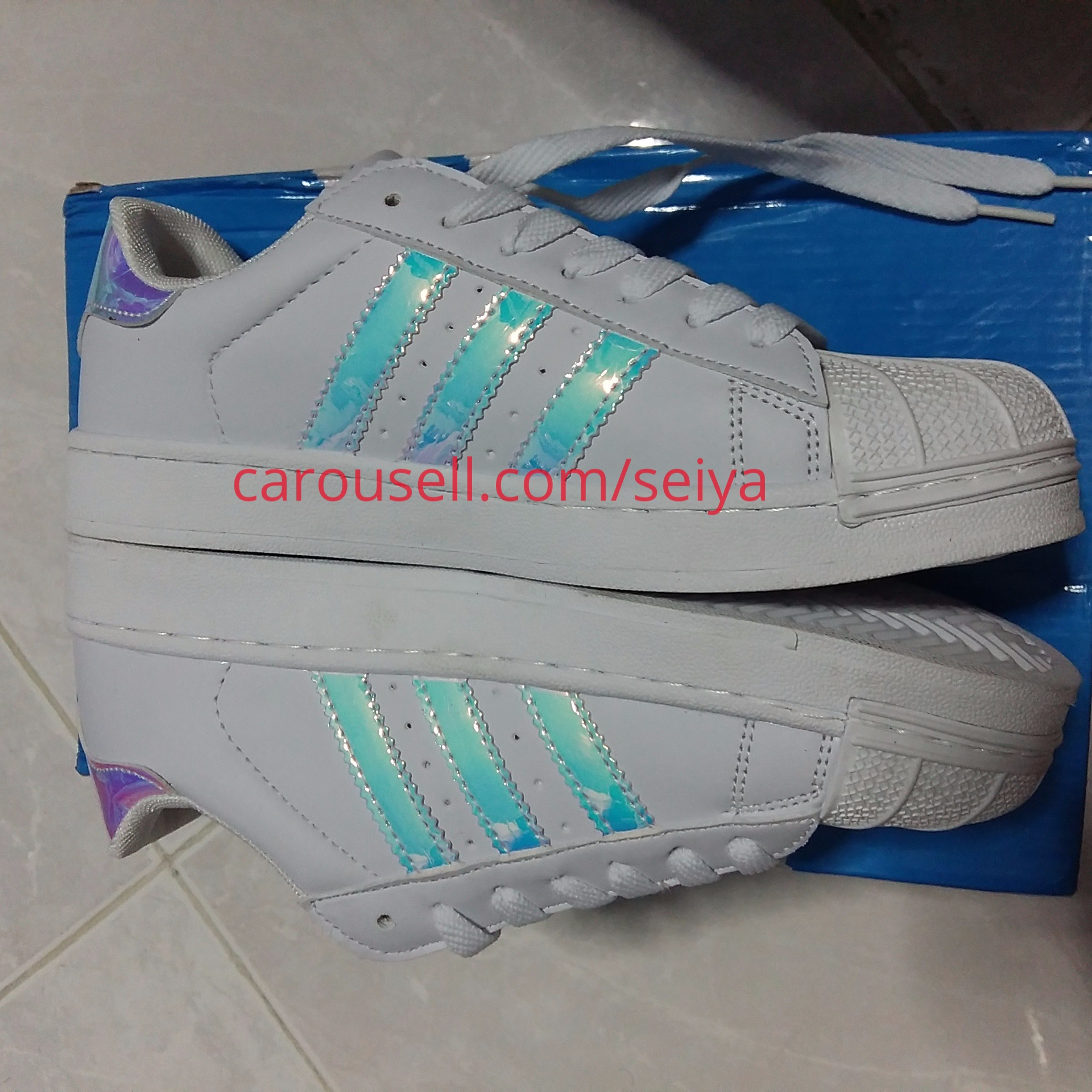 INSTOCK Size 39) Brand New Inspired Adidas Superstar