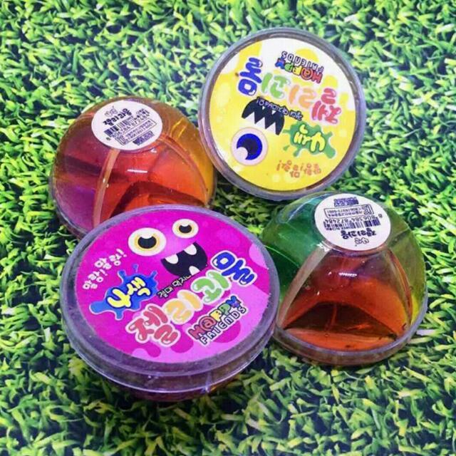 Slime Mainan Anak Aneka Warna Lucu Dan Unik