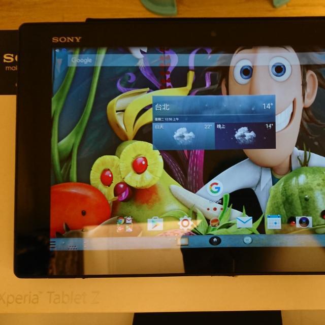 SONY XPERIA Tablet Z 16G 黑色