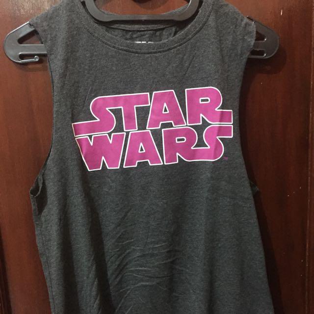 Star Wars Muscle Tee