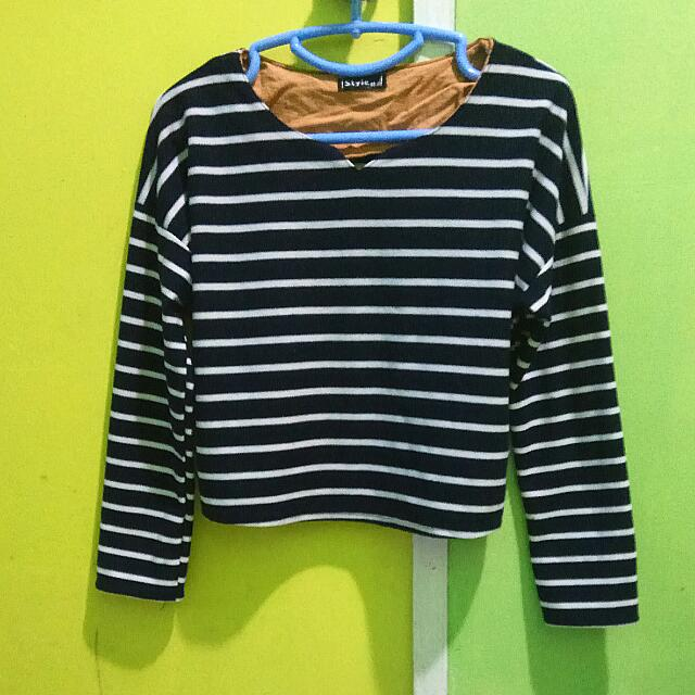 Stripe Long Sleeve 💗