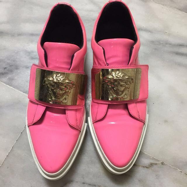 versace鞋