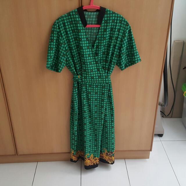Vintage Dress (Adjustable Size)