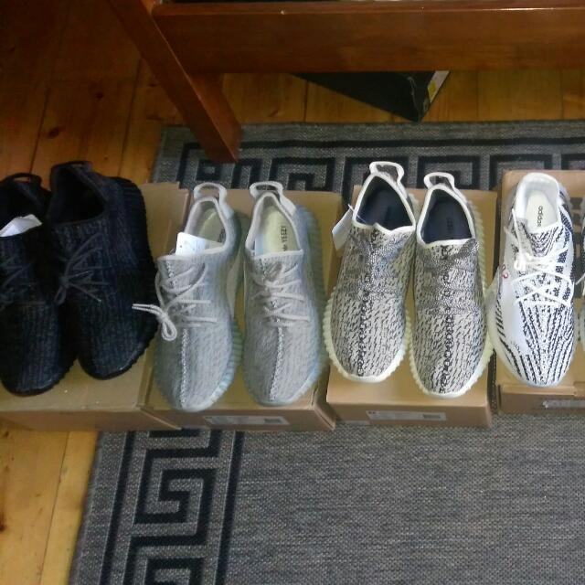 Yeezy 350 Boost Size 10- 11.5 Reps