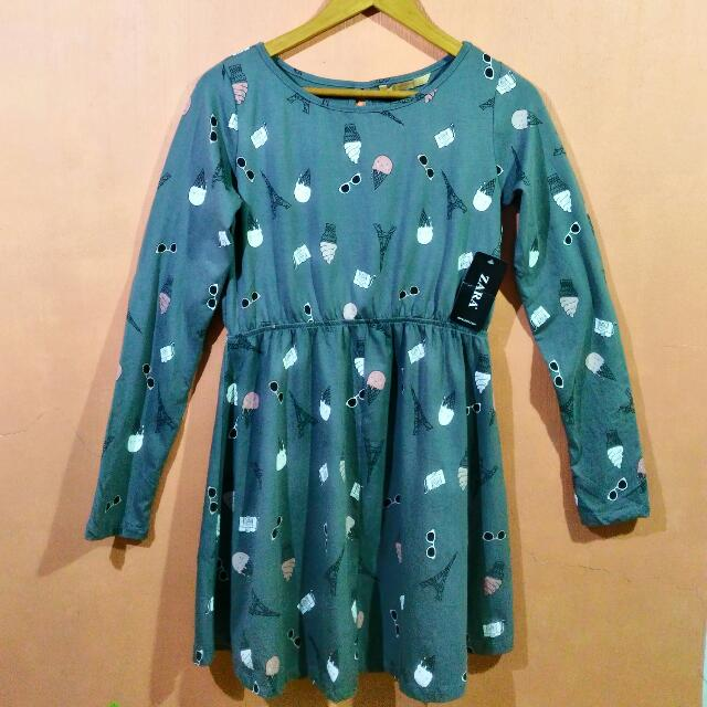 Zara Ice Cream Dress