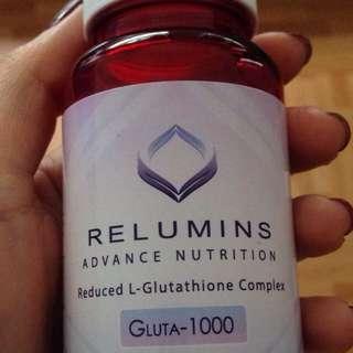 Relumins Glutathione