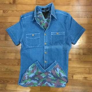 Natural Project Short Sleeve Shirt