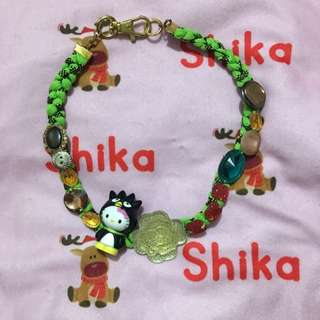 Kalung Hello Kitty Badtz Maru
