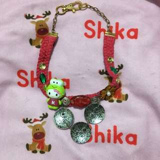 Kalung Hello Kitty Keropi