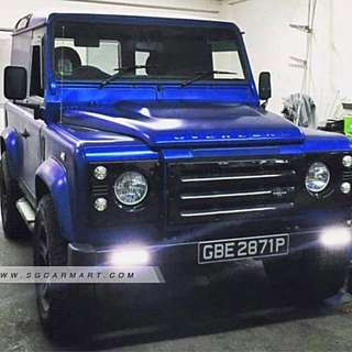 Land Rover Defender 90 Hardtop