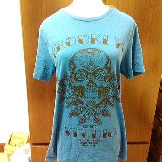 歐洲購入品牌短袖上衣 短袖t恤