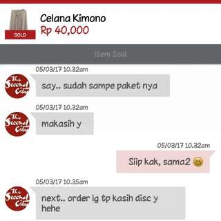 We Are #trusted Seller😊