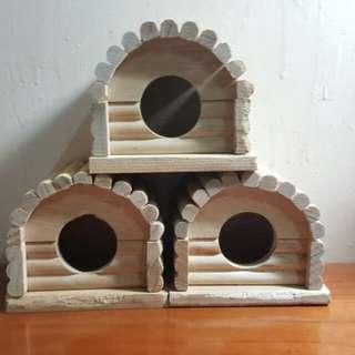 二手倉鼠木屋