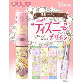 現貨 日本 Dhc唇膏 公主系列 小精靈 長髮公主 瑪麗貓