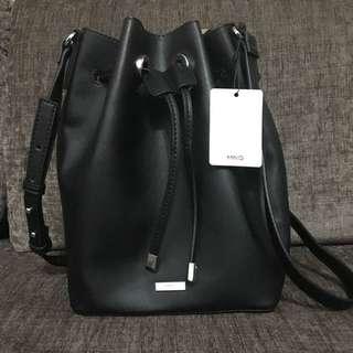 Mango Bucket Bag With Matching Wallet