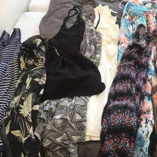 Dresses Size 6-8