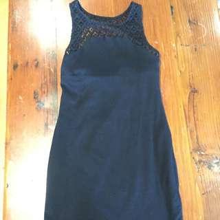 Kookai Dress Black Size 1