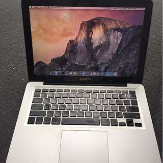MacBook Pro 13-Inch Mid 2009