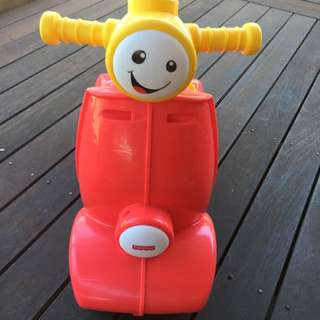 Fisher Price Bike For Toddlers