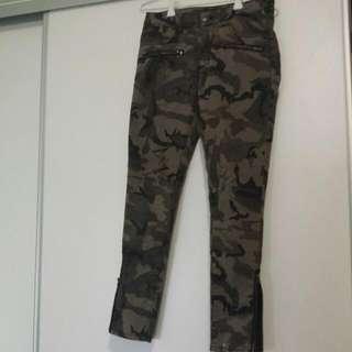 Dotti Cargo Jeans