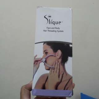 Slique Face N Body Hair Threading System