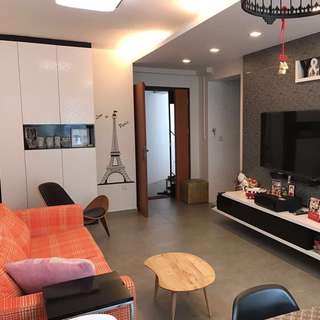 Renovated Unit For Near At Ghim Moh