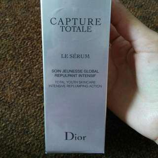 Christian Dior Capture Totale Intense Replumping Serum 50ml