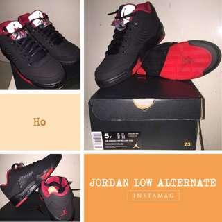 Nike AIR Jordan V retro LOW 'ALTERNATE #marchsale