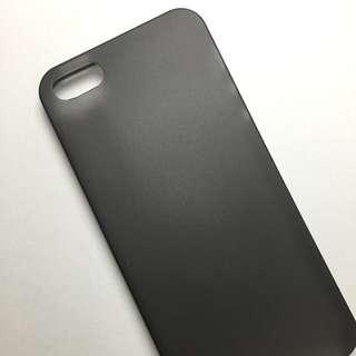 iPhone 5/5s/SE Matte Transparent Case
